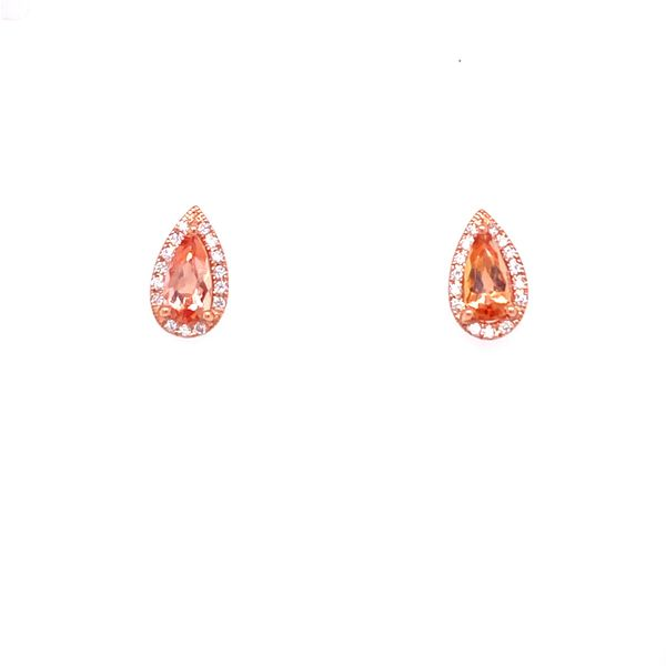 Imperial Topaz Earrings Conti Jewelers Endwell, NY