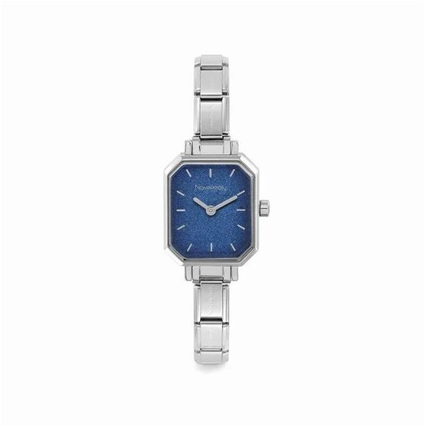 Women's Composable Watch with Blue Glitter Dial Conti Jewelers Endwell, NY