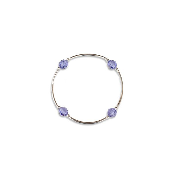 December Tanzanite Birthstone Bracelet Conti Jewelers Endwell, NY
