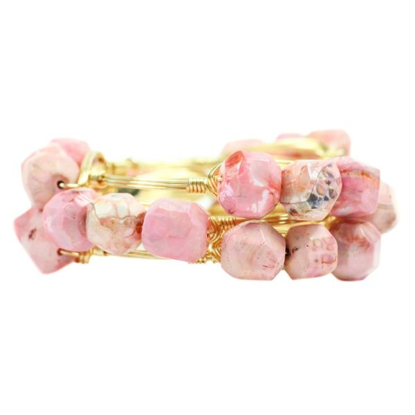 The Peony Bangle Bracelet Conti Jewelers Endwell, NY