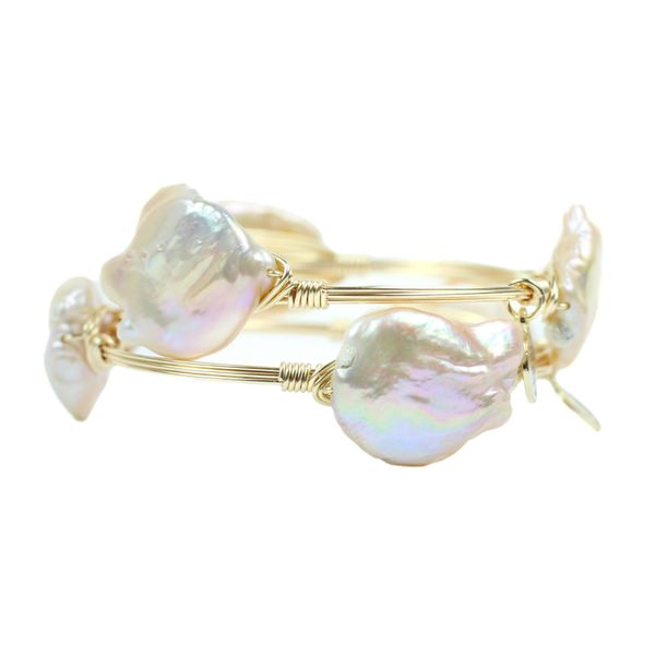 The Emily Bangle Bracelet Image 2 Conti Jewelers Endwell, NY