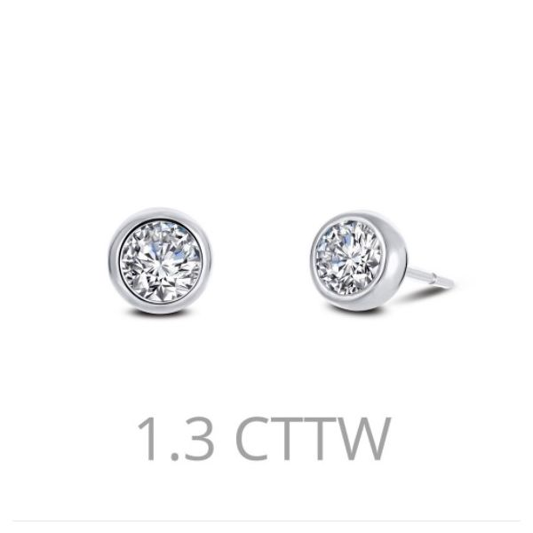 1.3 CTW Stud Earrings Conti Jewelers Endwell, NY