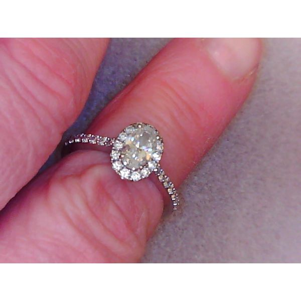 Diamond Engagement Ring Cornell's Jewelers Rochester, NY