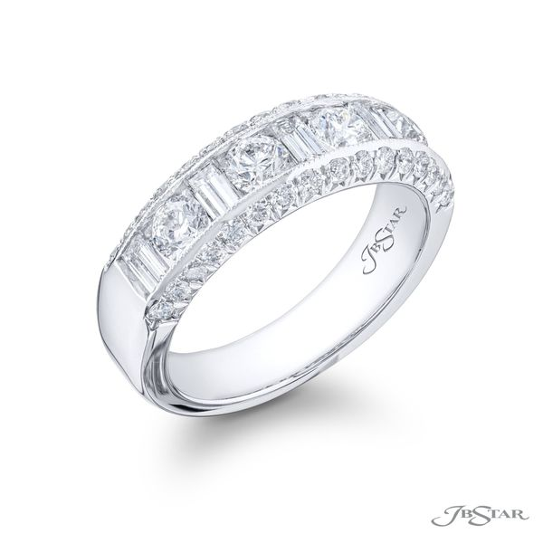 Diamond Wedding Band Cornell's Jewelers Rochester, NY
