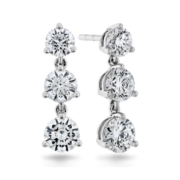 Diamond Earrings Cornell's Jewelers Rochester, NY