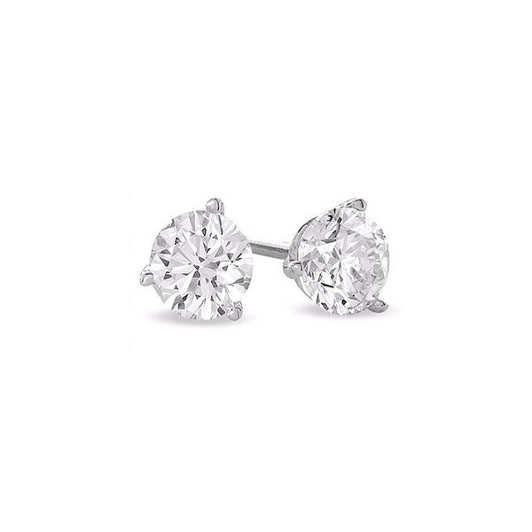 Diamond Stud Earrings Cornell's Jewelers Rochester, NY