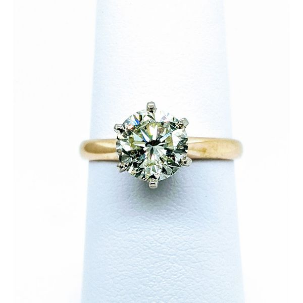 Engagement Ring Couch's Jewelers Anniston, AL