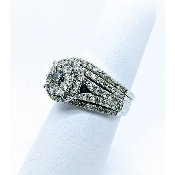 Diamond Wedding Sets Image 2 Couch's Jewelers Anniston, AL