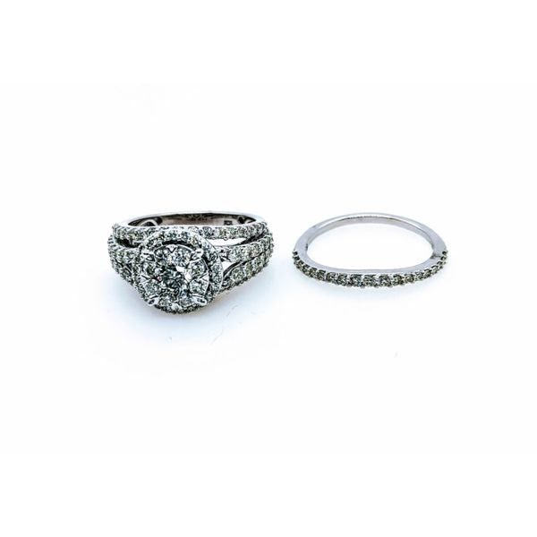 Diamond Wedding Sets Image 3 Couch's Jewelers Anniston, AL