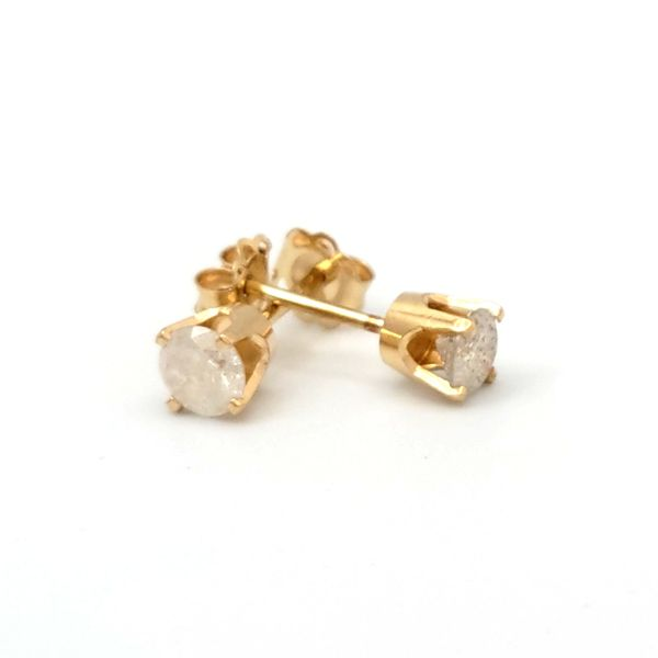 1/2 ctw Diamond Stud Earrings Coughlin Jewelers St. Clair, MI