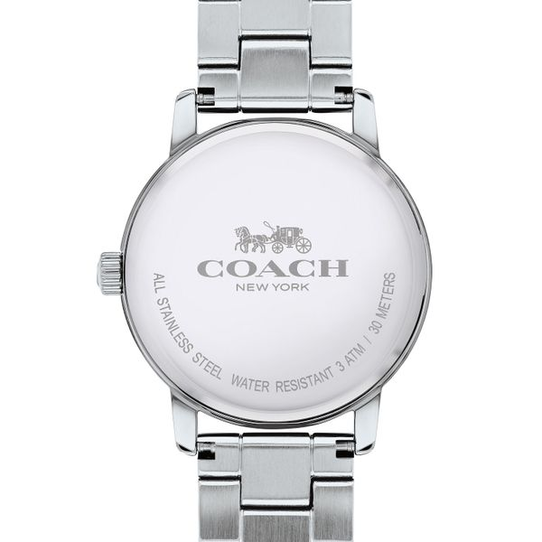 Coach Grand Stainless Steel Watch Image 3 Coughlin Jewelers St. Clair, MI