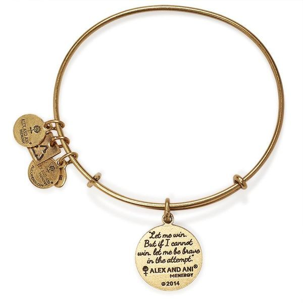 Alex and Ani Power of Unity Charm Bangle Image 2 Coughlin Jewelers St. Clair, MI