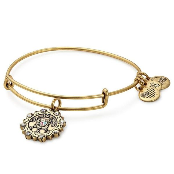 Alex and Ani Maid of Honor Charm Bangle Bracelet Coughlin Jewelers St. Clair, MI