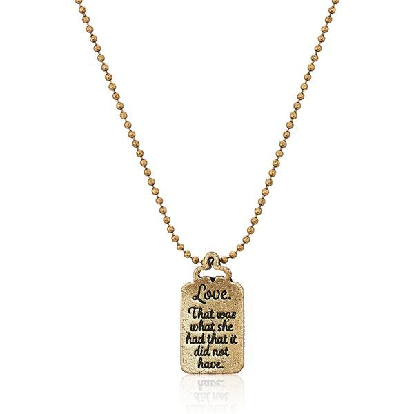 Alex and Ani Wrinkle in Time - Love Locket Adjustable Necklace Image 2 Coughlin Jewelers St. Clair, MI