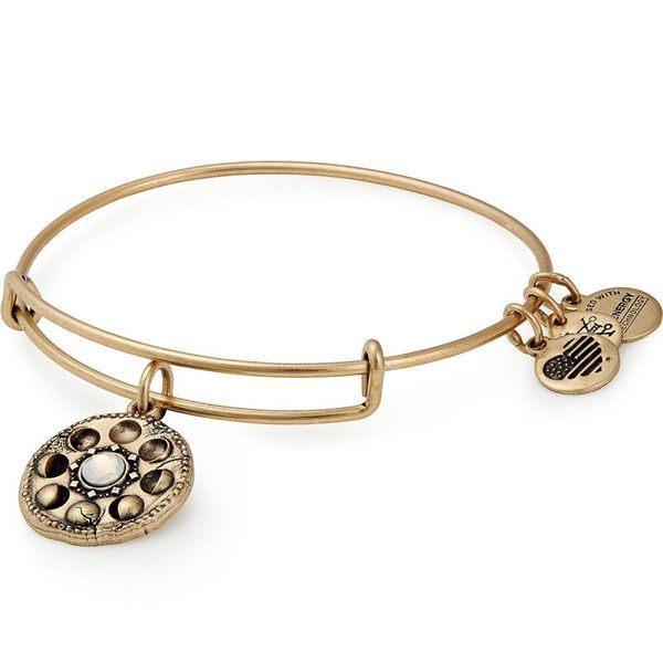 Alex and Ani Moon Phase Charm Bangle Coughlin Jewelers St. Clair, MI