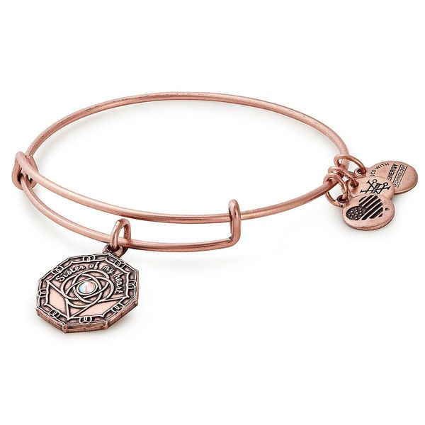Alex and Ani Bridesmaid Charm Bangle Bracelet Coughlin Jewelers St. Clair, MI