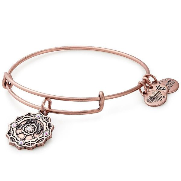 Alex and Ani Mother of the Groom Charm Bangle Coughlin Jewelers St. Clair, MI