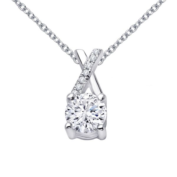1.1 ctw Kiss X Necklace Coughlin Jewelers St. Clair, MI