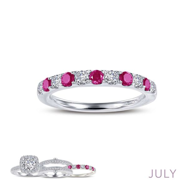 July Birthstone Ring Coughlin Jewelers St. Clair, MI