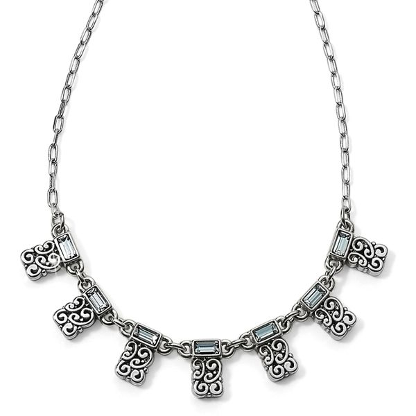 Brighton Baroness Petite Station Necklace Coughlin Jewelers St. Clair, MI