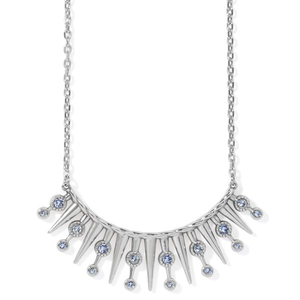 Brighton Halo Ice Collar Necklace Coughlin Jewelers St. Clair, MI