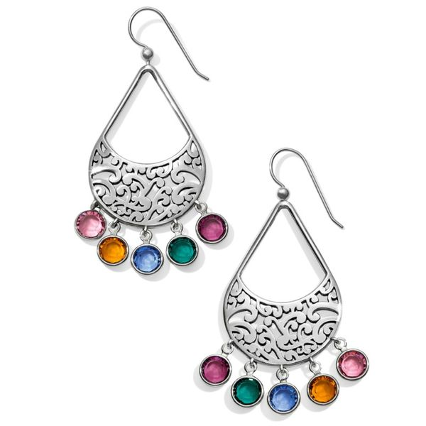Brighton Elora Gems Drops French Wire Earrings Coughlin Jewelers St. Clair, MI