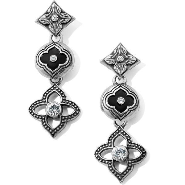 Brighton Toledo Collective Charm Post Drop Earrings Coughlin Jewelers St. Clair, MI