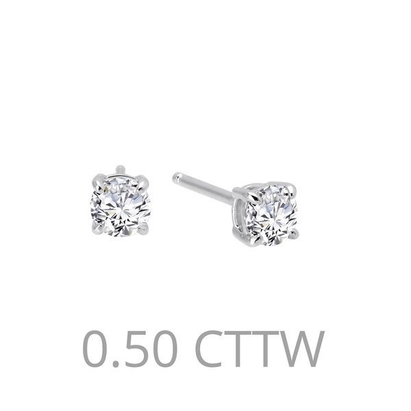 0.5 ctw Stud Earrings Coughlin Jewelers St. Clair, MI