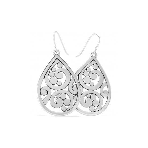 Contempo Teardrop French Wire Earrings Coughlin Jewelers St. Clair, MI