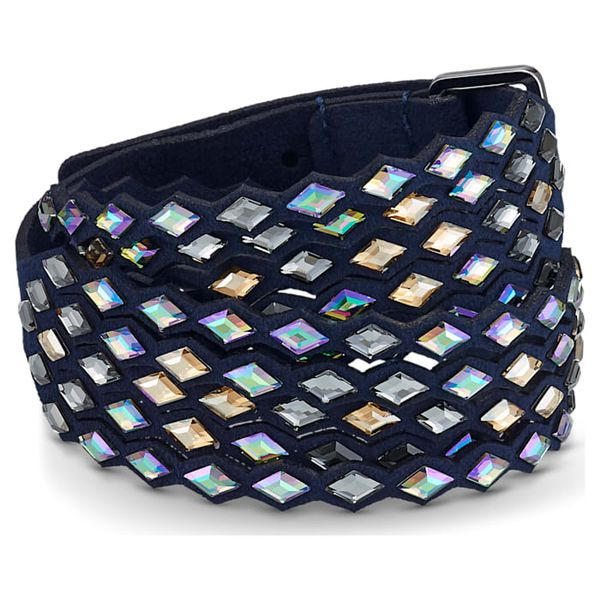 Swarovski Power Collection Navy Bracelet Coughlin Jewelers St. Clair, MI