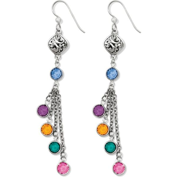 Brighton Elora Gems French Wire Earrings Coughlin Jewelers St. Clair, MI