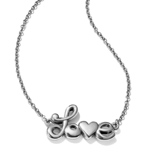 Brighton Love Is All You Need Necklace Coughlin Jewelers St. Clair, MI