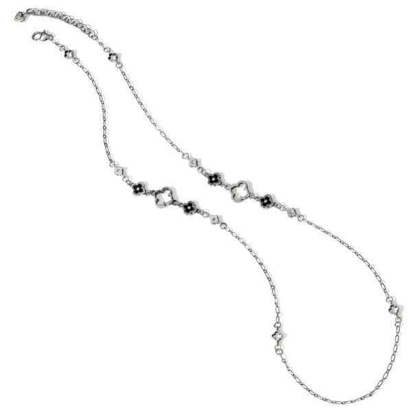 Brighton Toledo Alto Noir Station Necklace Image 2 Coughlin Jewelers St. Clair, MI