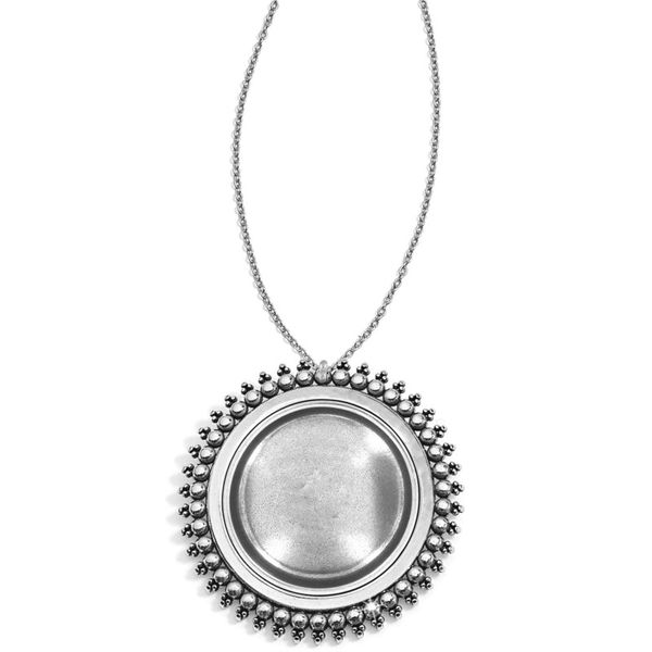 Brighton Telluride Round Necklace Image 2 Coughlin Jewelers St. Clair, MI