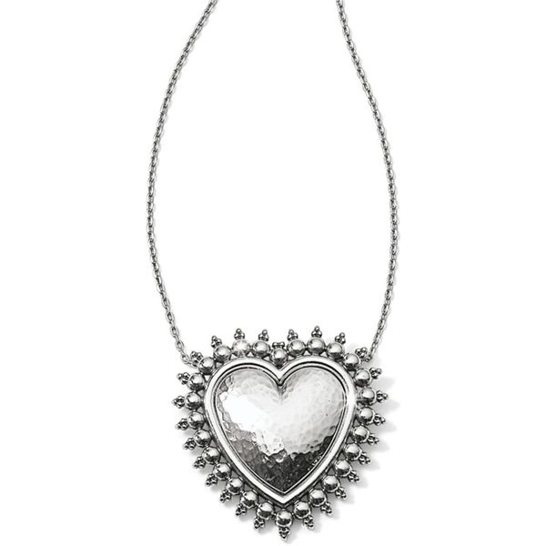 Brighton Telluride Heart Necklace Coughlin Jewelers St. Clair, MI
