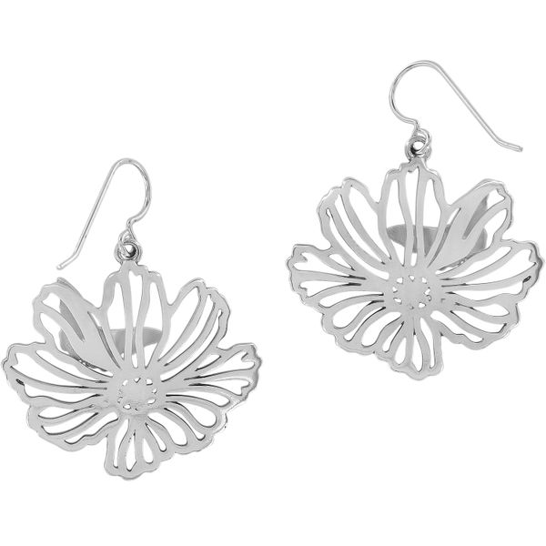 Brighton Enchanted Garden French Wire Earrings Image 2 Coughlin Jewelers St. Clair, MI