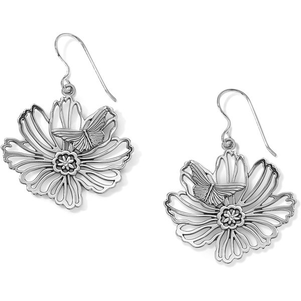 Brighton Enchanted Garden French Wire Earrings Coughlin Jewelers St. Clair, MI