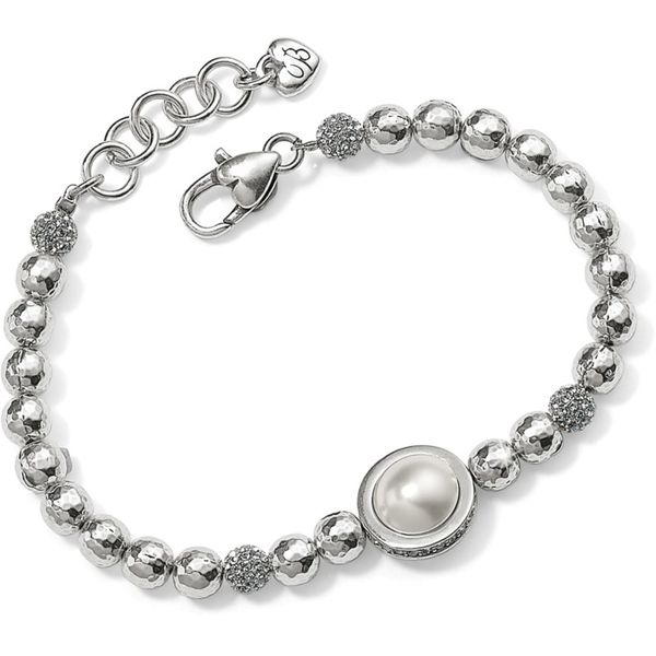 Brighton Chara Ellipse Pearl Bracelet Coughlin Jewelers St. Clair, MI