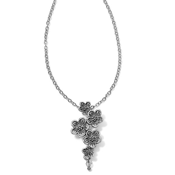 Brighton Sakura Drop Necklace Coughlin Jewelers St. Clair, MI