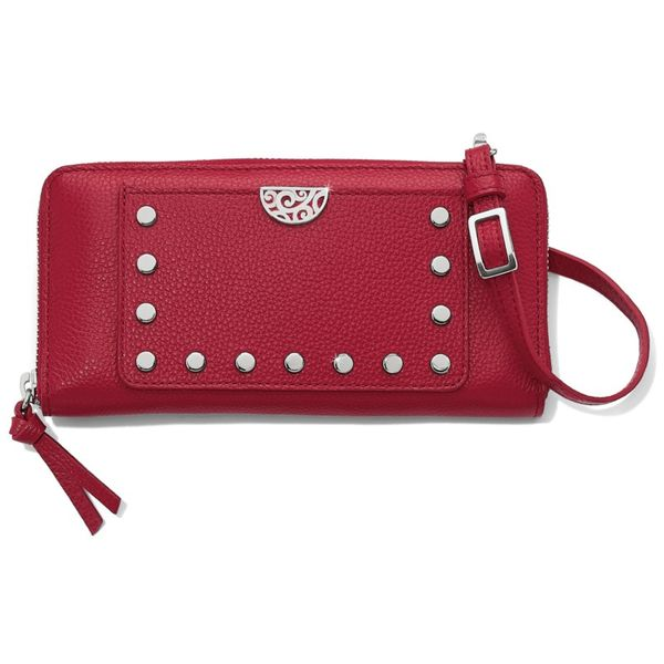 Brighton Rox Large Zip Wallet Coughlin Jewelers St. Clair, MI