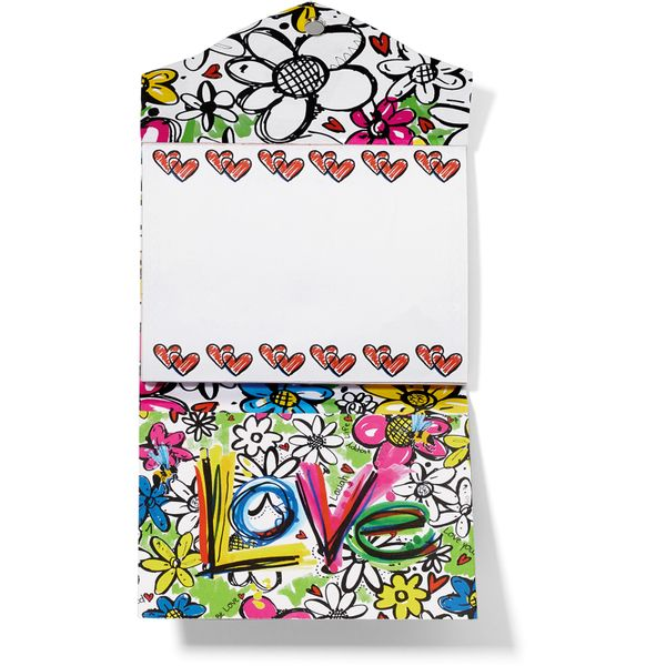 Brighton Love Heart Notepad Image 2 Coughlin Jewelers St. Clair, MI