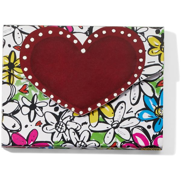 Brighton Love Heart Notepad Coughlin Jewelers St. Clair, MI