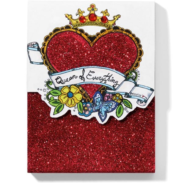 Brighton Queen Of Everything Notepad Coughlin Jewelers St. Clair, MI