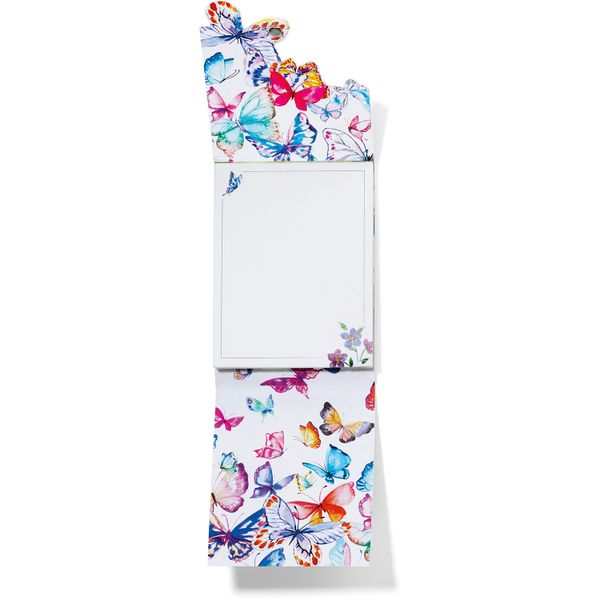 Brighton Enchanted Garden Butterfly Notepad Image 2 Coughlin Jewelers St. Clair, MI