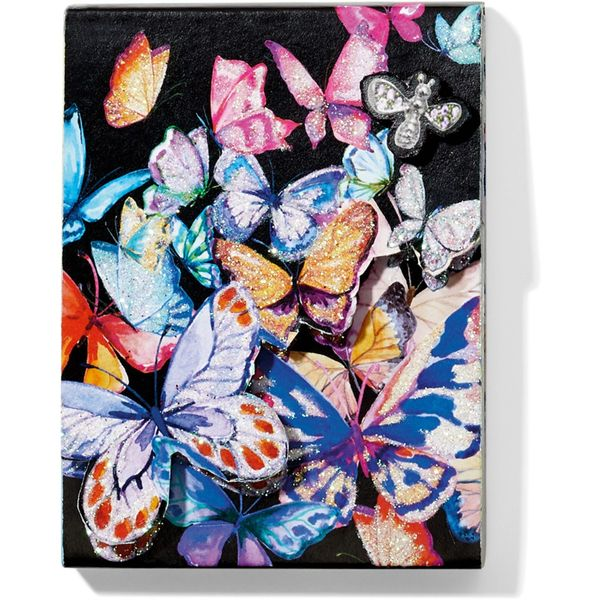 Brighton Enchanted Garden Butterfly Notepad Coughlin Jewelers St. Clair, MI