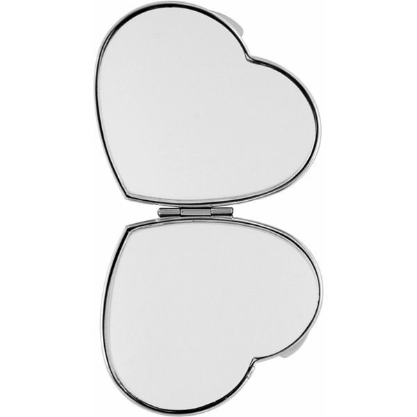 Brighton Cruz Heart Compact Mirror Image 2 Coughlin Jewelers St. Clair, MI