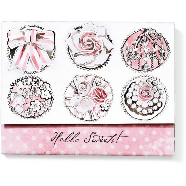 Brighton Hello Sweets Notepad Coughlin Jewelers St. Clair, MI