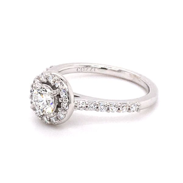 Engagement Ring Image 3 Cozzi Jewelers Newtown Square, PA