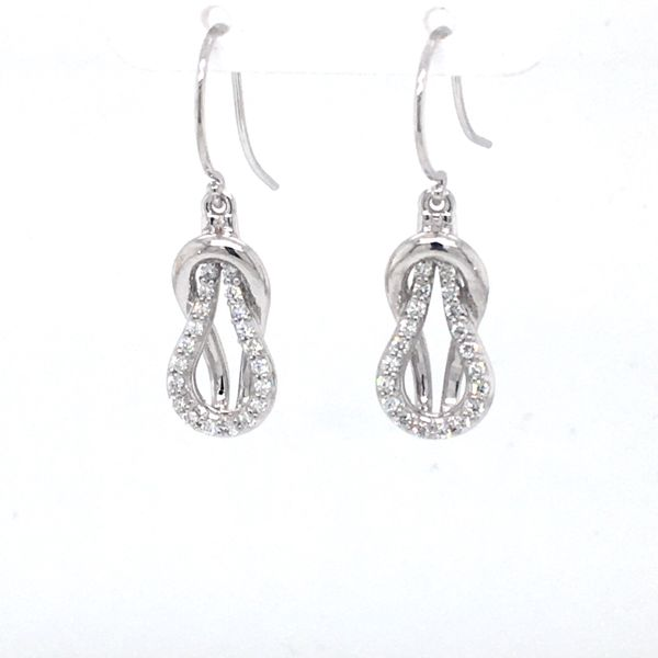 Diamond Earrings Cozzi Jewelers Newtown Square, PA