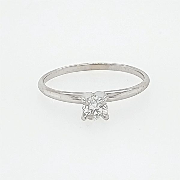 .29ct Round Solitaire Cravens & Lewis Jewelers Georgetown, KY